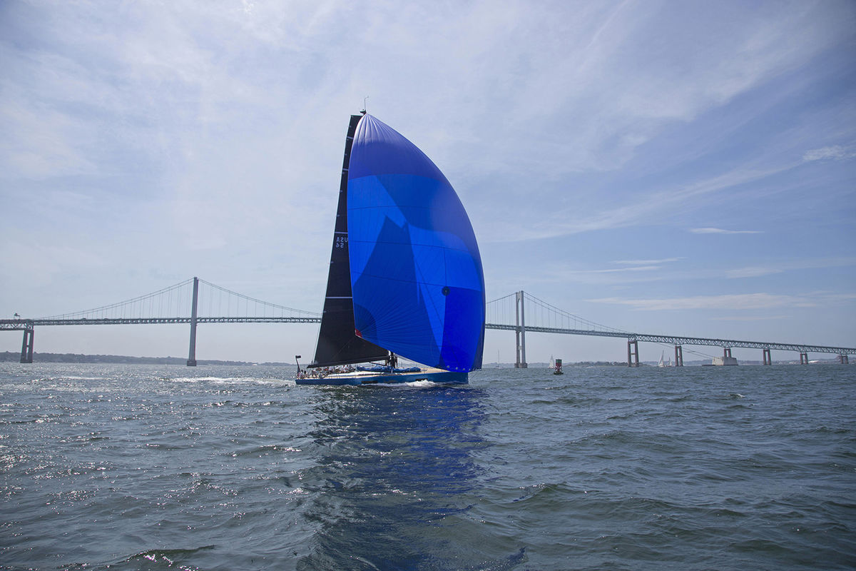 Sailing Yacht A >> TRIPP DESIGN - Naval Architecture / Design / On the Boards / 62' Chessie Racing