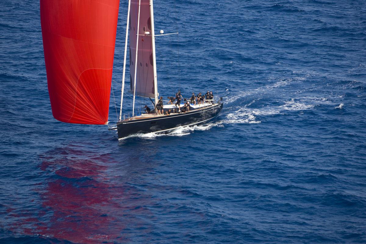 TRIPP DESIGN - Naval Architecture / Custom Yachts / 21m