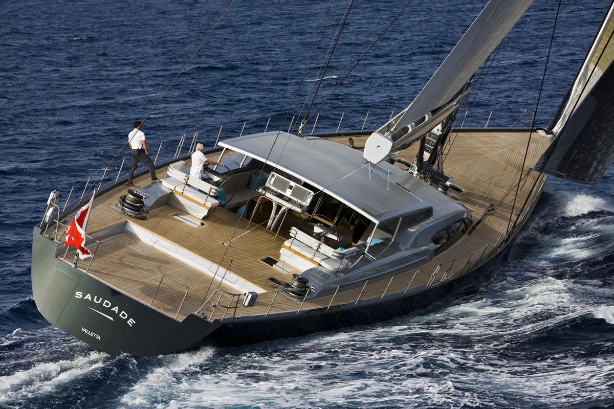 Tripp design naval architecture design 45m 59m for Yacht design milano