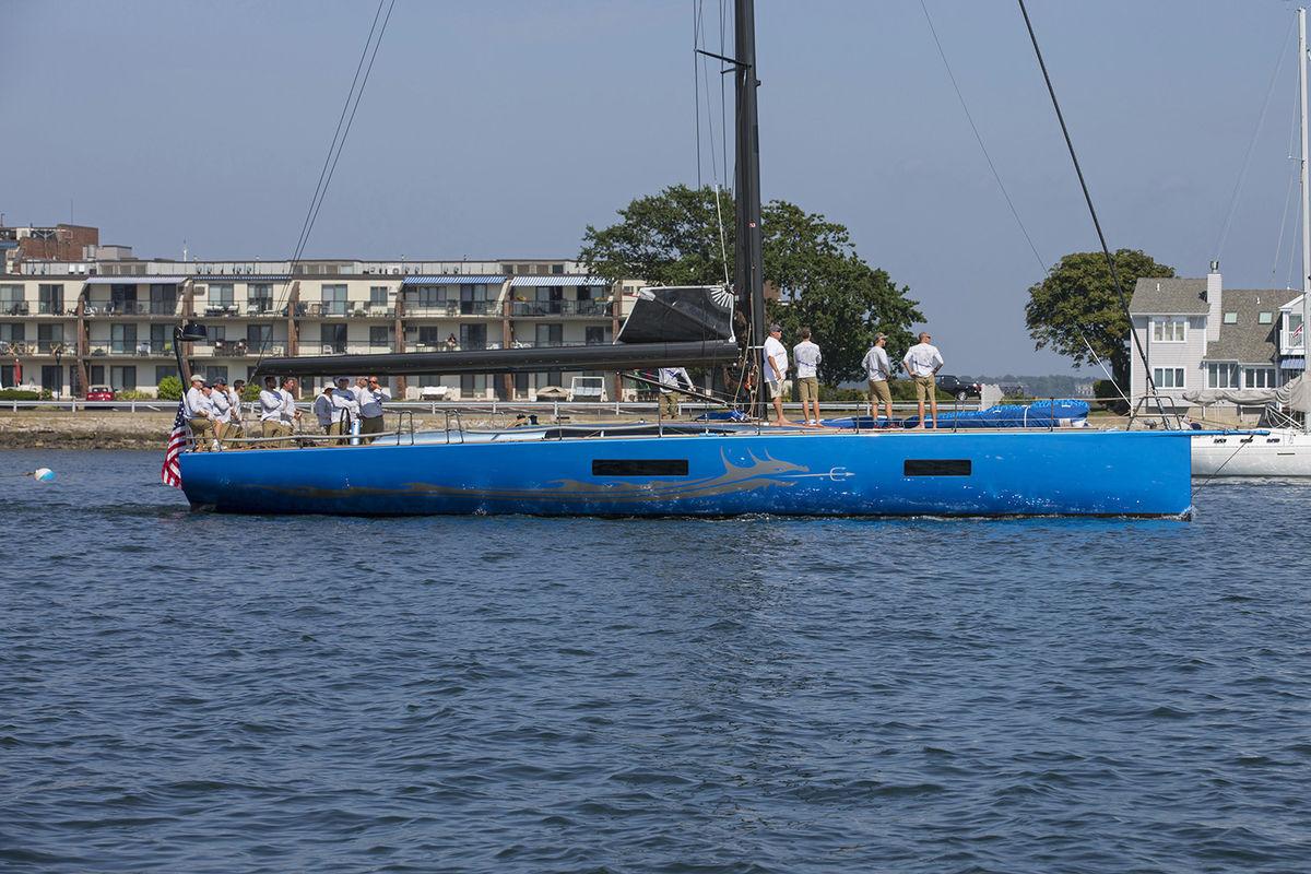 Tripp Design Naval Architecture Design On The Boards